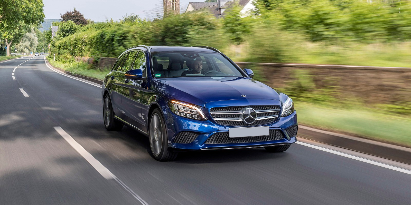 New Mercedes C Class Estate Review Carwow