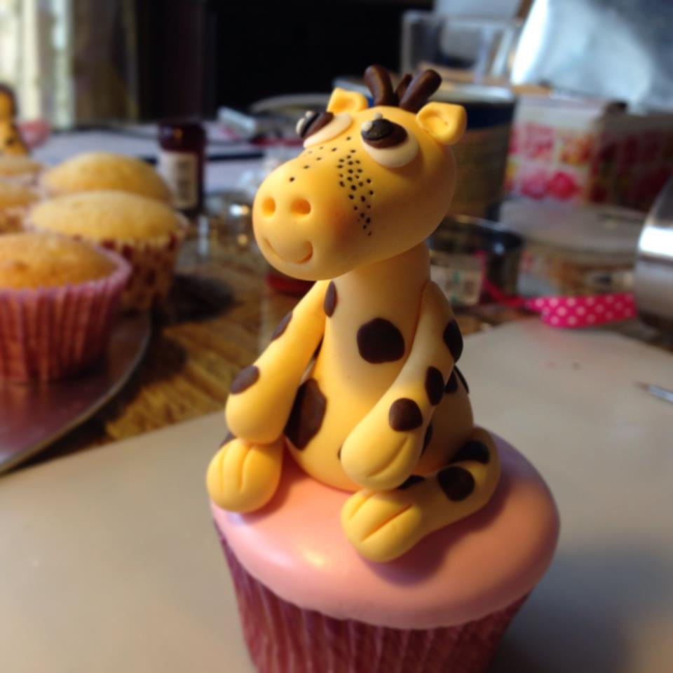 Cursos Cupcakes Madrid Modelaje Con Fondant