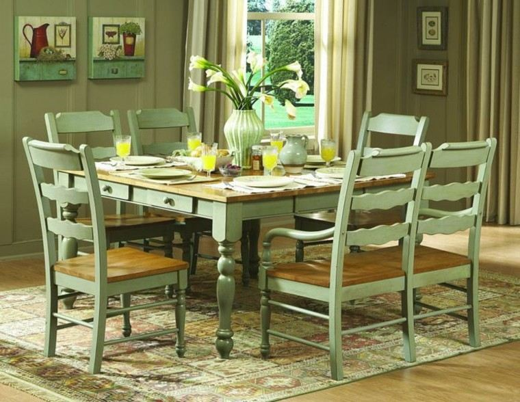 And Chairs Table Room Sage Dining