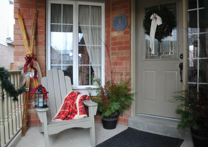 Porch Front Decorating Ideas