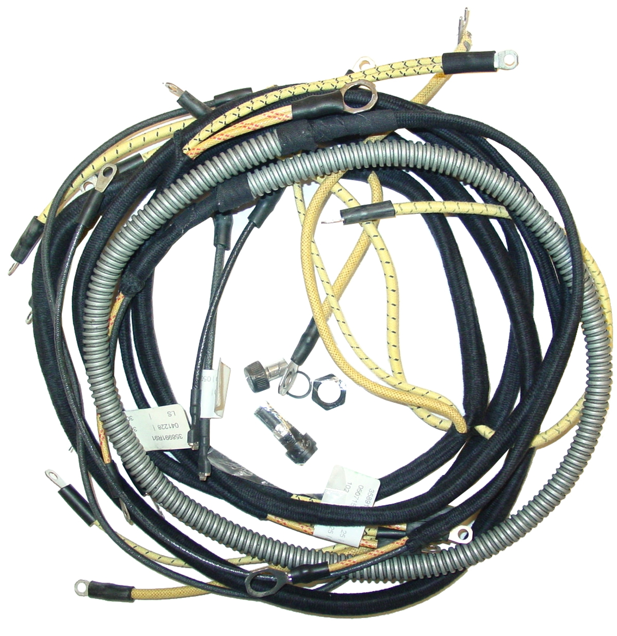Farmall Super H Wiring Diagram Ih A