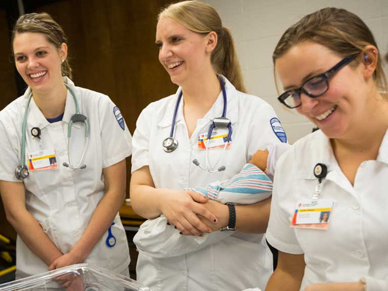 Nursing Schools Milwaukee