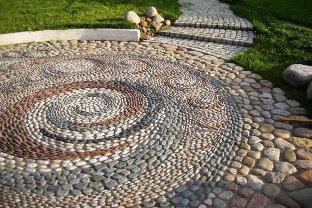 Ornamental Rocks Landscaping
