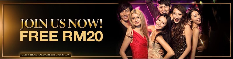 Casino online free rm20