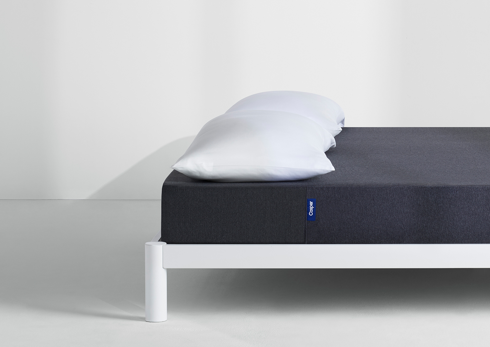 Shop the Casper Essential Online  Free Delivery   Returns   Casper     Casper Essential Mattress  Corner