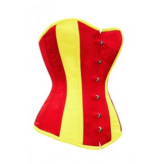 Colorful Leather Corset Cardigans for Women
