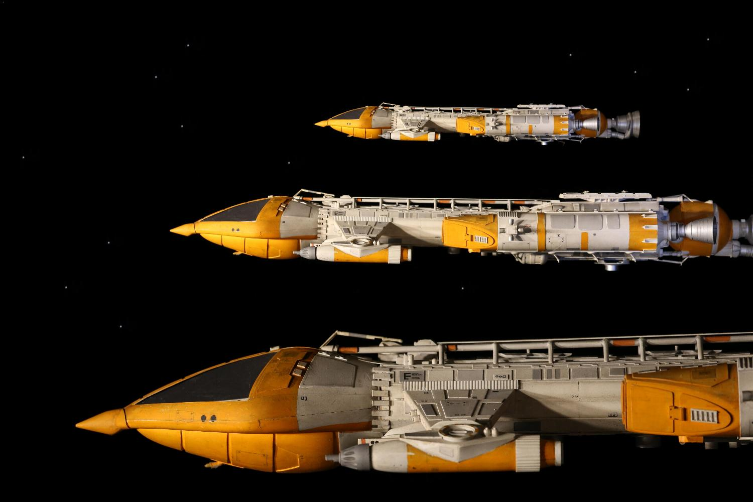 Space 1999 Catacombs Hawk 2018