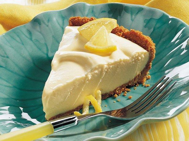 Easy Dessert Lemonade Pie Recipe Corner