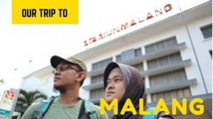 honeymoon backpacking di malang