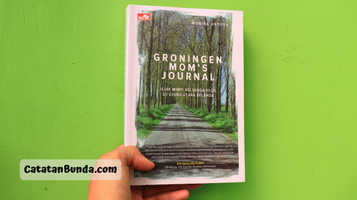 review Buku Groningen Mom's Journal - catatan bunda