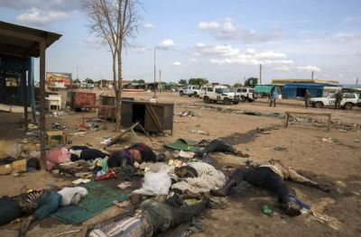 Bishop: South Sudan has become 'the place where God weeps ...