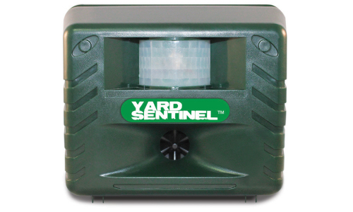 Battery Powered Motion Sensor Alarm