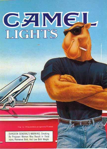 Joe Camel Stuff
