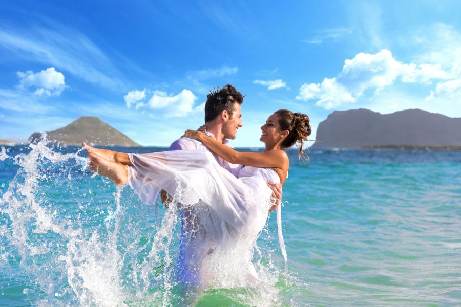 Plan the Destination Wedding of Your Dreams at Coconut Bay One way to buck the trend of at home  cookie cutter weddings is to plan a destination  wedding on an exotic tropical island  Destination weddings can give