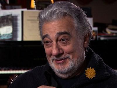 Placido Domingo: No slowing down for the maestro - CBS News