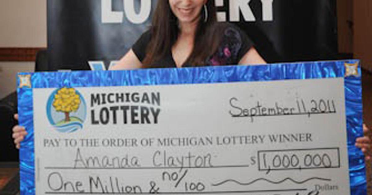 Food Stamp Lottery Winner