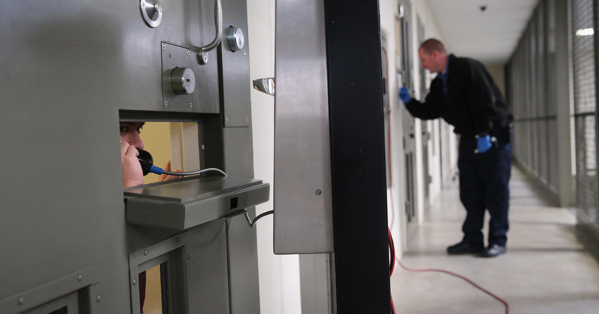 Inmates In Solitary Confinement More Likely To Harm