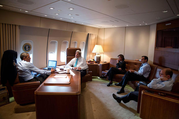 The President S Private Suite A Photo Tour Of Air Force