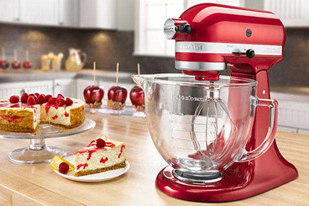 Kitchenaid Mixers Made American