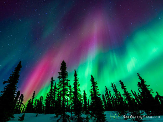 Lapland Northern Lights Best Time