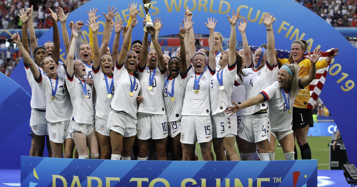 USWNT score: USA wins 2019 FIFA Women's World Cup, beat ...