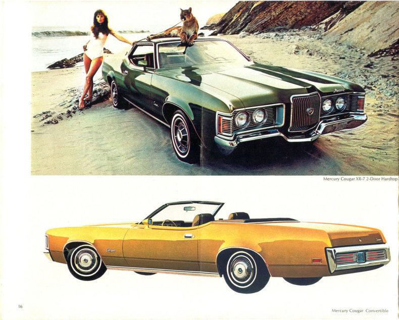 1972 Mercury Cougar My Classic Garage