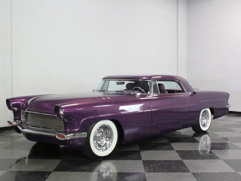 1956 Car Lincoln Continental
