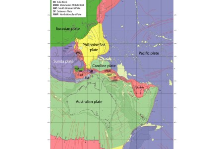 pacific ocean map » Download Your Maps HERE | World Maps Collection