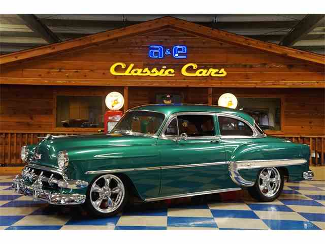 1951 to 1954 Chevrolet for Sale on ClassicCars com   Pg 9 1954 Chevrolet Bel Air