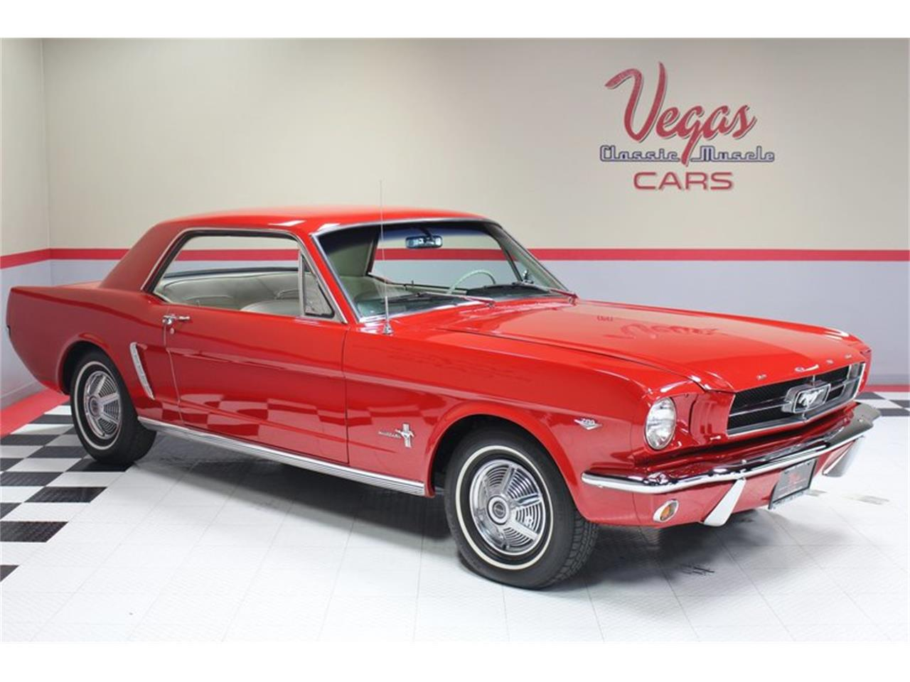 1965 Ford Mustang for Sale   ClassicCars com   CC 1069514 Large Picture of  65 Mustang   MX8Q
