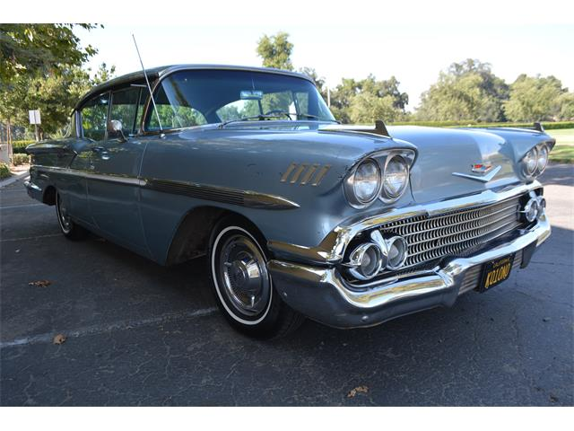 1958 Chevrolet Bel Air for Sale on ClassicCars com 1958 Chevrolet Bel Air