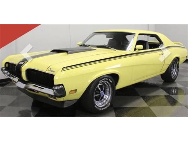 Classic Mercury for Sale on ClassicCars com 1970 Mercury Cougar