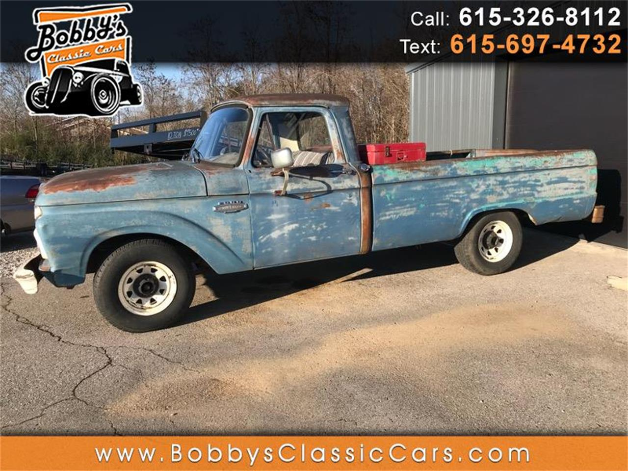 1966 Ford F100 For Sale Classiccars Com Cc 1172509