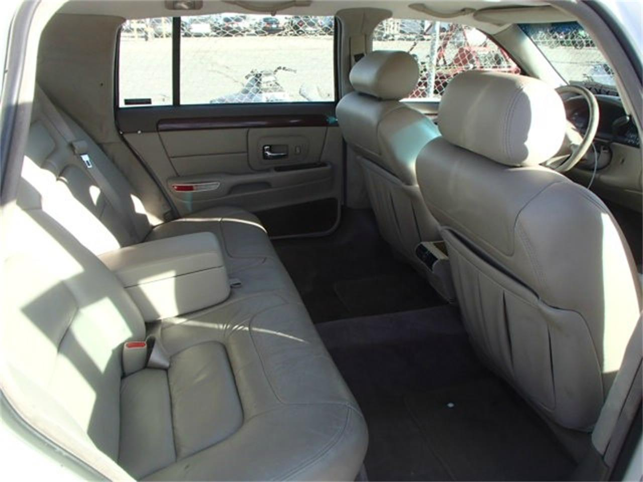 1998 Cadillac Fleetwood For Sale Classiccars Com Cc 900691