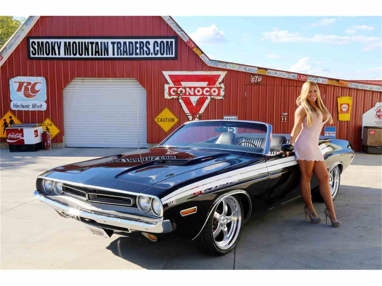 Pack Dodge 70 Rt 440 Six Challenger