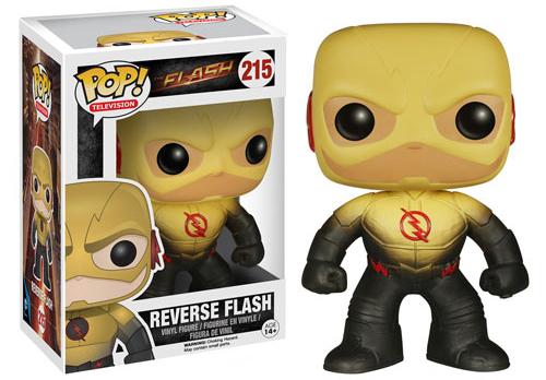 Flash Unmasked Funko Pop