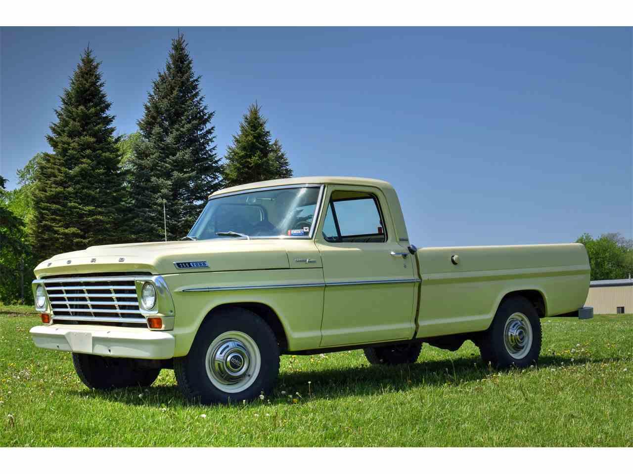 1970 F250 4x4 Craigslist Ford Highboy