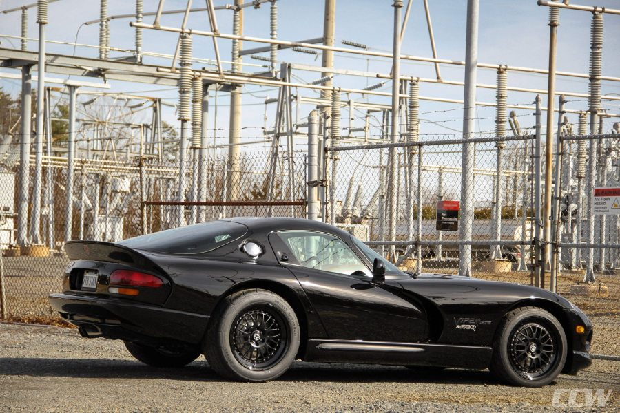 Black Dodge Viper GTS     CCW LM20 Wheels   CCW Wheels Black Dodge Viper GTS     CCW LM20 Wheels
