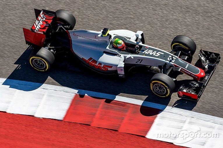 Analysis  The story behind the photograph that got F1 talking Haas F1 too busy fighting    gremlins    to unlock pace at COTA