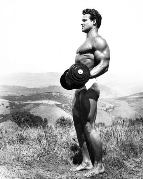 Steve Reeves Hercules