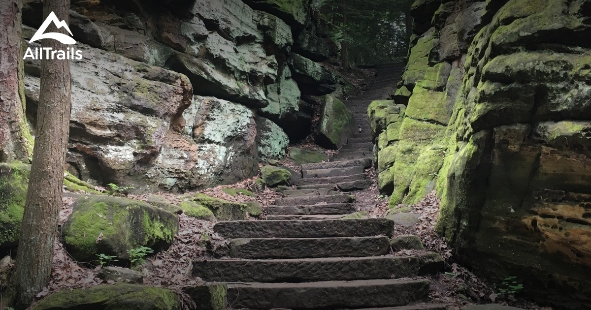Best Trails In Cuyahoga Valley National Park 2252 Photos