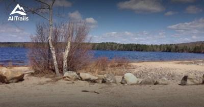 Best Trails in Beach Pond State Park - Rhode Island ...