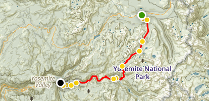 Yosemite valley hiking map full hd pictures 4k ultra full best yosemite valley hiking maps images on pinterest hiking yosemite hiking map yosemite falls trail yosemite falls is the highest measured waterfall in publicscrutiny Choice Image
