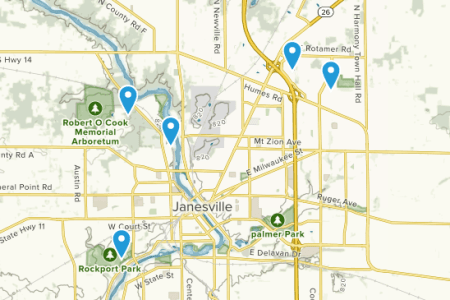 map janesville wisconsin map of usa » Free Wallpaper for MAPS | Full ...