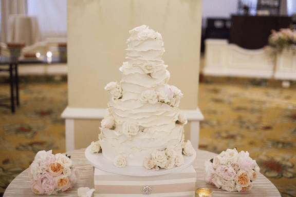 How Much Does a Wedding Cake Cost  Cake by Fabcakes
