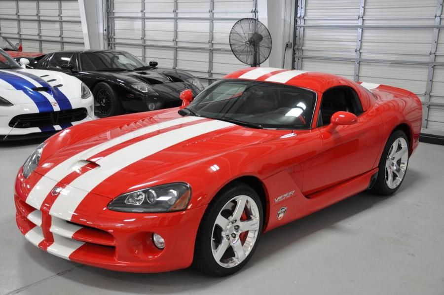 2006 Dodge Viper VCA Edition SRT10 VCA Edition 37 of 50 TX 20169719     2006 Dodge Viper VCA Edition SRT10 VCA Edition 37 of 50 Tomball TX