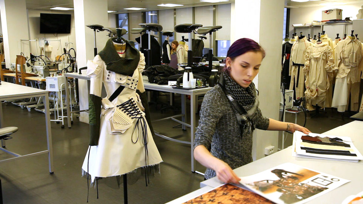 Two Cities Two Schools   Fashion School Daily  School of Fashion     For more than 20 years  the School of Fashion at Academy of Art University  has provided BFA Fashion Design students the opportunity to study for one  year in