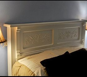 How To Repurpose An Old Piano Into A King Size Headboard
