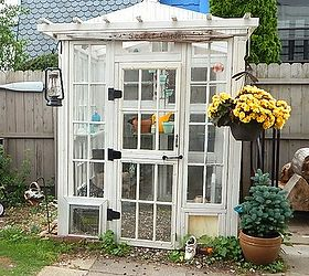 Diy Greenhouse Plans From Old Windows