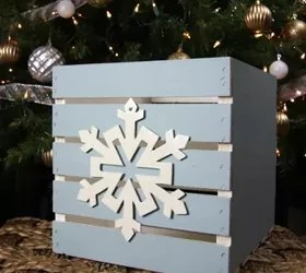 How Build Wooden Garden Box